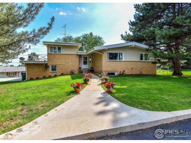 1022 Jay Ave, Johnstown, CO 80534 (MLS #824790) :: The Daniels Group at Remax Alliance