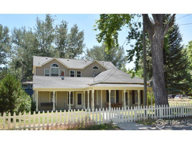 100 Murray St, Niwot, CO 80544 (MLS #824794) :: 8z Real Estate