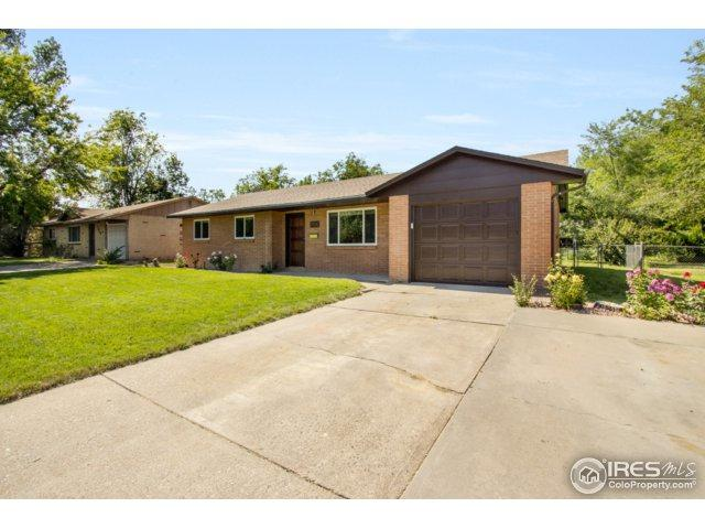 1924 Springfield Dr, Fort Collins, CO 80521 (MLS #824797) :: The Daniels Group at Remax Alliance