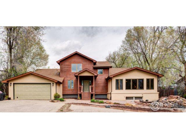 2536 W Mulberry St, Fort Collins, CO 80521 (MLS #824798) :: The Daniels Group at Remax Alliance