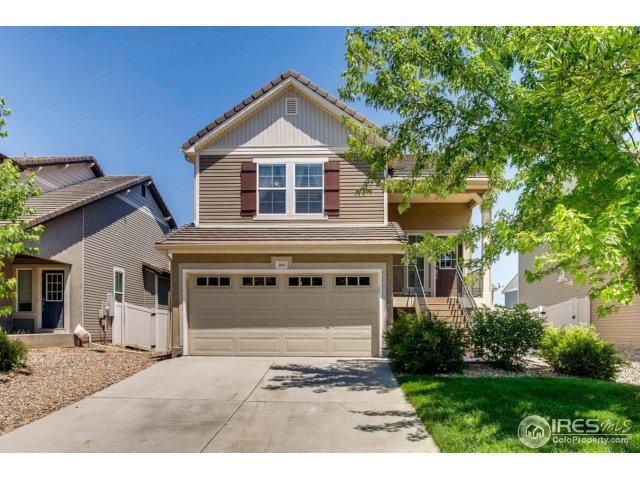 3901 Cedarwood Ln, Johnstown, CO 80534 (MLS #824801) :: The Daniels Group at Remax Alliance