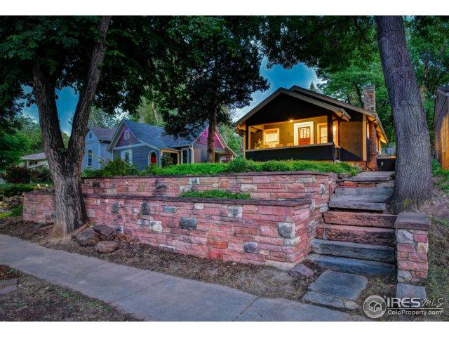 411 E Elizabeth St, Fort Collins, CO 80524 (MLS #824813) :: The Daniels Group at Remax Alliance
