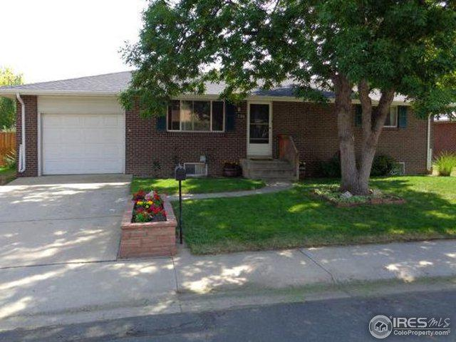 730 James St, Longmont, CO 80501 (MLS #824825) :: The Daniels Group at Remax Alliance