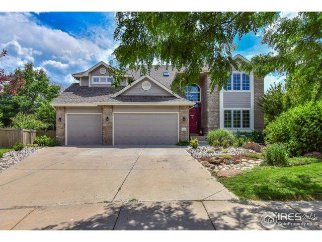 3165 Kingfisher Ct, Fort Collins, CO 80528 (MLS #824827) :: The Daniels Group at Remax Alliance