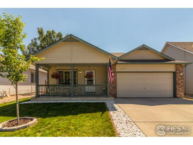 264 Lark Bunting Ave, Loveland, CO 80537 (MLS #824828) :: 8z Real Estate