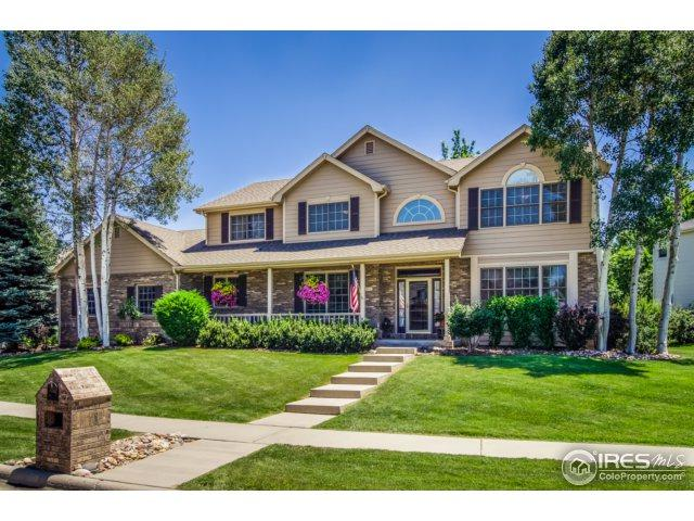 2144 Indian Peaks Cir, Longmont, CO 80504 (MLS #824829) :: The Daniels Group at Remax Alliance