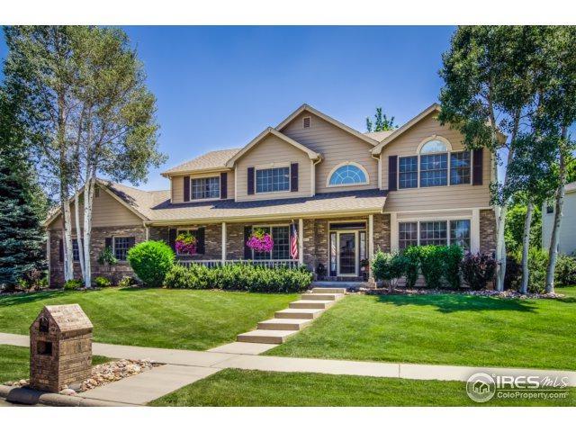 2144 Indian Peaks Cir, Longmont, CO 80504 (MLS #824829) :: 8z Real Estate