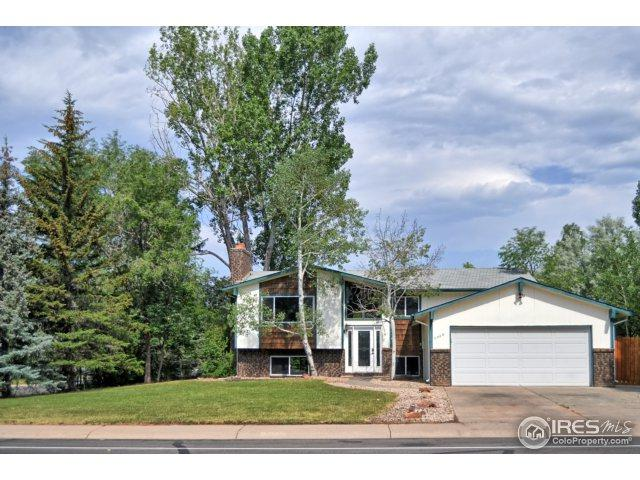 2508 W Stuart St, Fort Collins, CO 80526 (MLS #824842) :: The Daniels Group at Remax Alliance