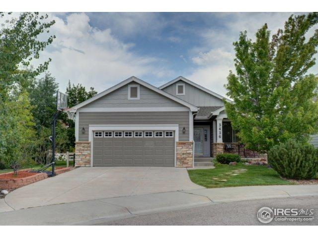 3436 Hotchkiss Ct, Loveland, CO 80538 (MLS #824848) :: The Daniels Group at Remax Alliance