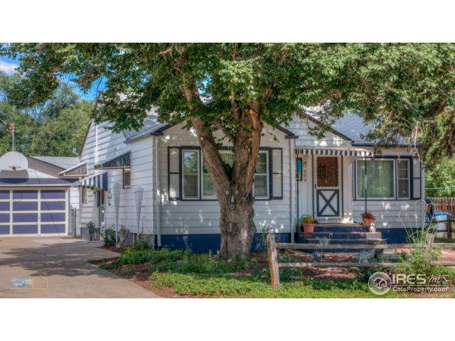 803 Francis St, Longmont, CO 80501 (MLS #824851) :: 8z Real Estate