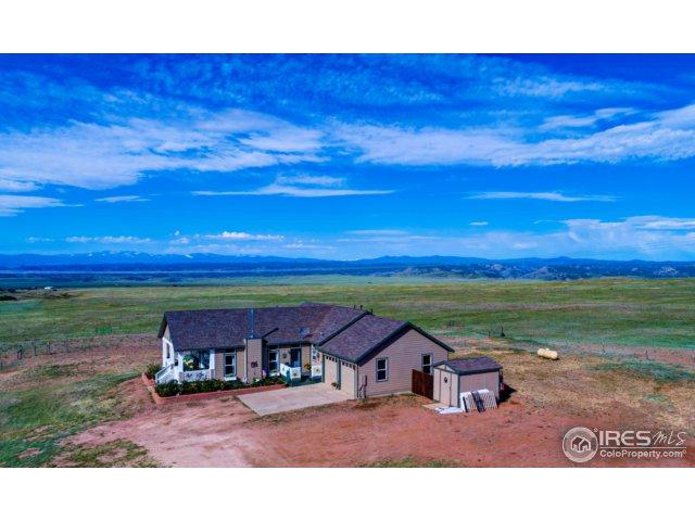555 Great Twins Rd, Livermore, CO 80536 (MLS #824870) :: 8z Real Estate