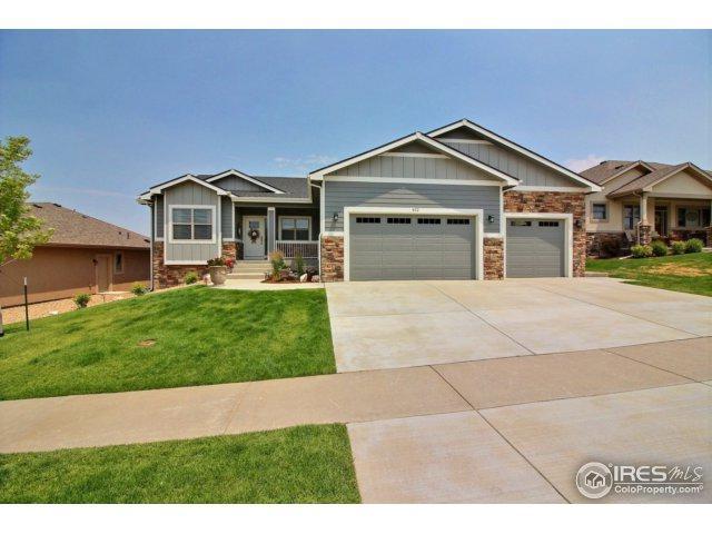 412 Deville Dr, Greeley, CO 80634 (MLS #824872) :: 8z Real Estate