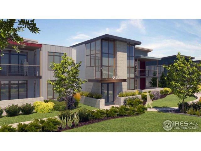 555 Granite Ave H, Boulder, CO 80304 (MLS #824875) :: 8z Real Estate