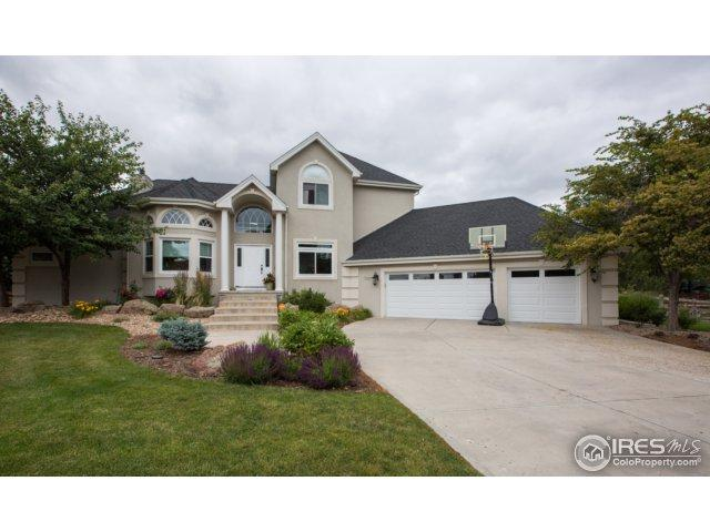 7319 Silvermoon Ln, Fort Collins, CO 80525 (MLS #824877) :: 8z Real Estate