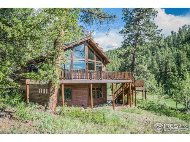1845 Jacob Rd, Estes Park, CO 80517 (MLS #824893) :: 8z Real Estate