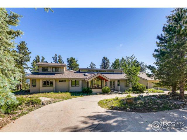 4847 Lee Hill Dr, Boulder, CO 80302 (MLS #824901) :: 8z Real Estate