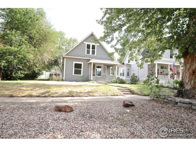 1218 12th St, Greeley, CO 80631 (MLS #824916) :: 8z Real Estate