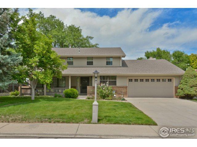 1142 Winslow Cir, Longmont, CO 80504 (MLS #824924) :: 8z Real Estate