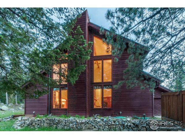 222 Ridge Rd, Jamestown, CO 80455 (MLS #824931) :: 8z Real Estate