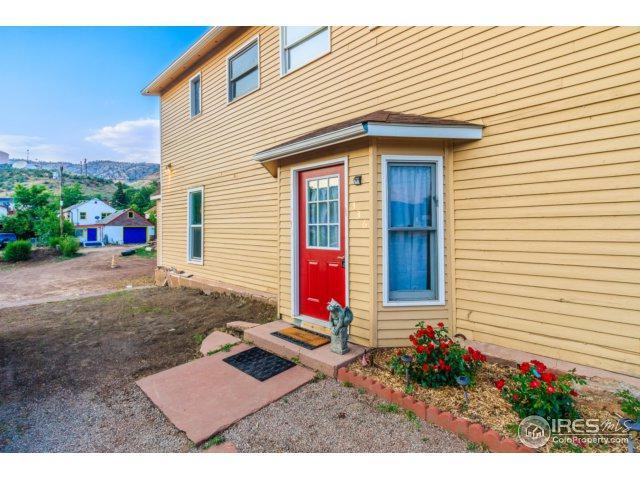 336 Stickney St, Lyons, CO 80540 (MLS #824944) :: 8z Real Estate
