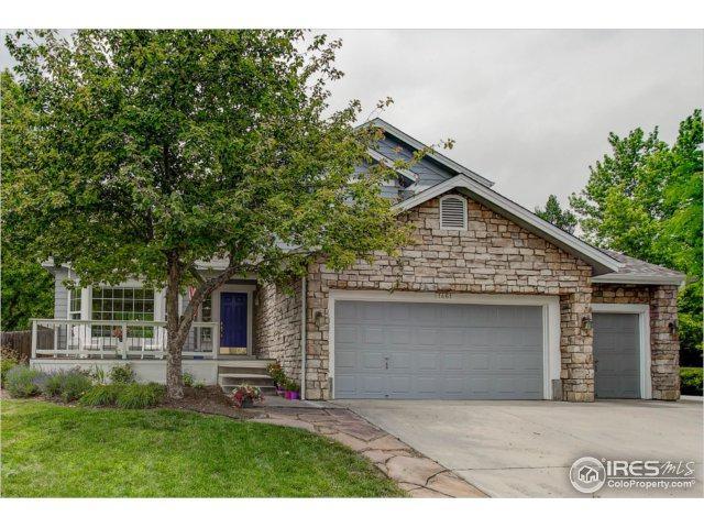 1461 Zinnia Cir, Lafayette, CO 80026 (MLS #824982) :: 8z Real Estate