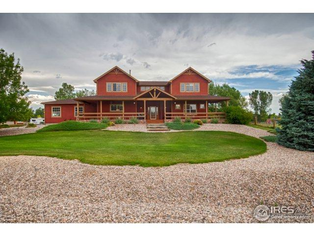 106 Hunters Cove Rd, Mead, CO 80542 (MLS #824983) :: 8z Real Estate