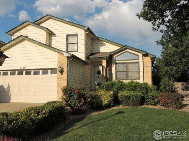 1736 Spencer St, Longmont, CO 80501 (MLS #824993) :: 8z Real Estate