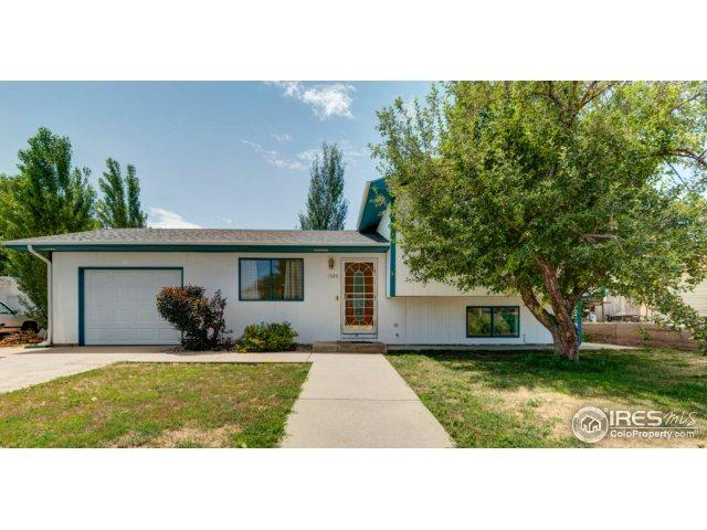 1520 38th St, Evans, CO 80620 (MLS #825025) :: 8z Real Estate