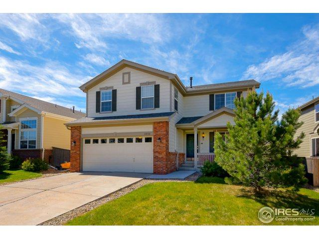 2040 Tundra Cir, Erie, CO 80516 (MLS #825072) :: The Forrest Group