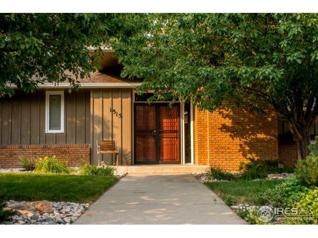 1515 Florida Dr, Loveland, CO 80538 (MLS #825080) :: 8z Real Estate