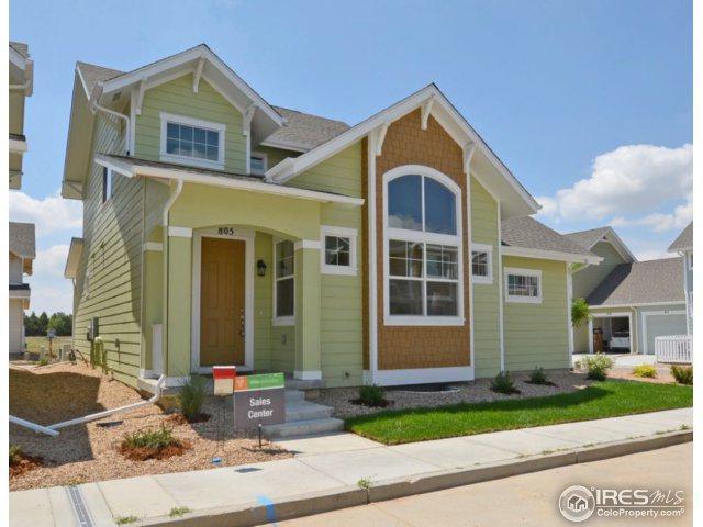 805 Gentlewind Way, Berthoud, CO 80513 (MLS #825083) :: 8z Real Estate