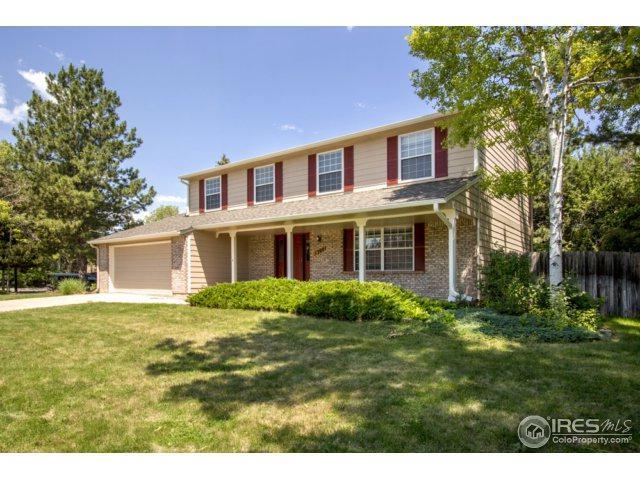 1300 Tarryton Dr, Fort Collins, CO 80525 (MLS #825136) :: 8z Real Estate