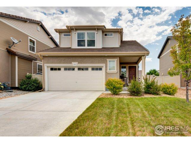 3819 Cedarwood Ln, Johnstown, CO 80534 (MLS #825143) :: 8z Real Estate