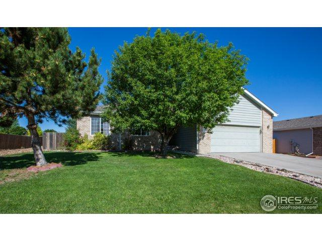 2217 70th Ave, Greeley, CO 80634 (MLS #825161) :: 8z Real Estate