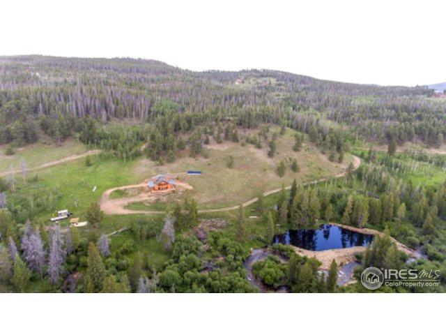 98 Navajo Trl, Red Feather Lakes, CO 80545 (MLS #825176) :: 8z Real Estate