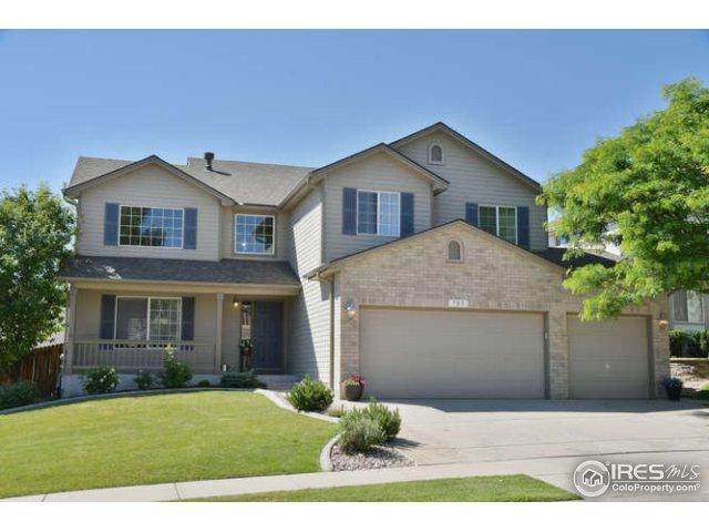 703 Hillrose Ct, Fort Collins, CO 80525 (MLS #825177) :: 8z Real Estate