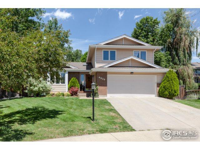 6829 Bugle Ct, Boulder, CO 80301 (MLS #825193) :: 8z Real Estate