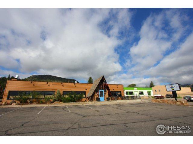 433 S Saint Vrain Ave, Estes Park, CO 80517 (MLS #825209) :: 8z Real Estate