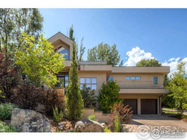 3981 Promontory Ct, Boulder, CO 80304 (MLS #825249) :: 8z Real Estate