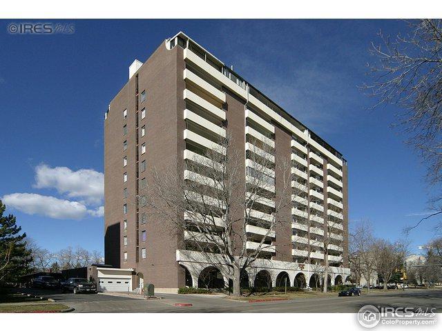 415 S Howes St #507, Fort Collins, CO 80521 (MLS #825269) :: 8z Real Estate