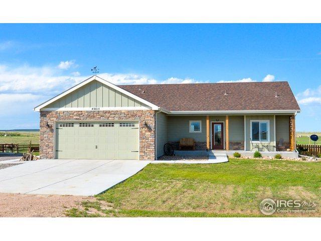 49615 Antelope Ln, Wellington, CO 80549 (MLS #825308) :: 8z Real Estate