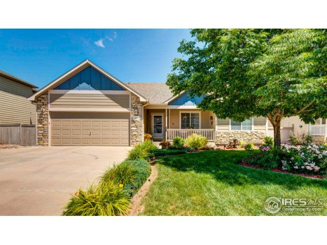 3266 Iron Horse Way, Wellington, CO 80549 (MLS #825340) :: 8z Real Estate