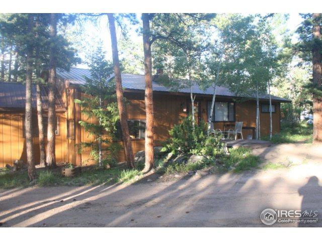 44 Alpine Ln, Red Feather Lakes, CO 80545 (MLS #825355) :: 8z Real Estate