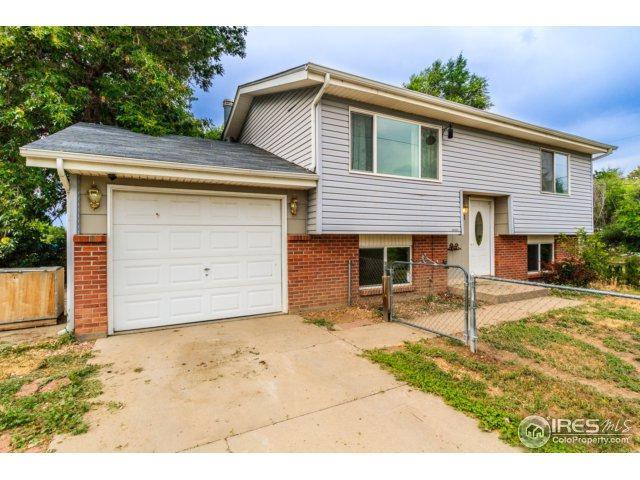 1301 Forest St, Milliken, CO 80543 (MLS #825390) :: 8z Real Estate