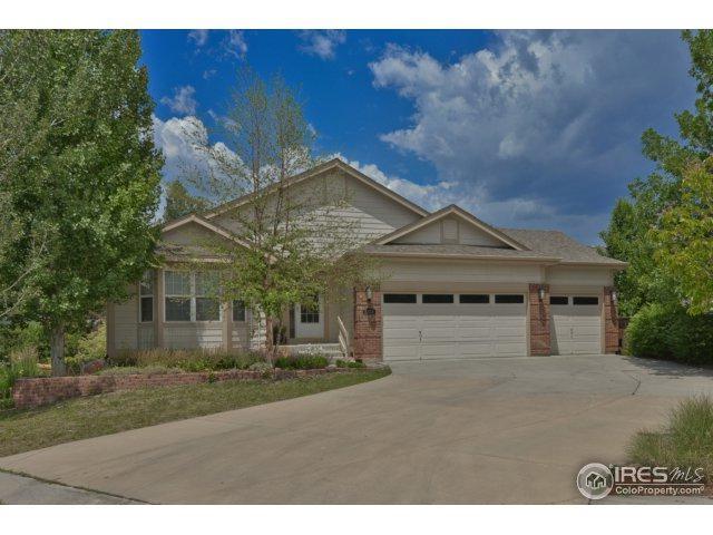 5414 Clover Basin Dr, Longmont, CO 80503 (MLS #825411) :: 8z Real Estate