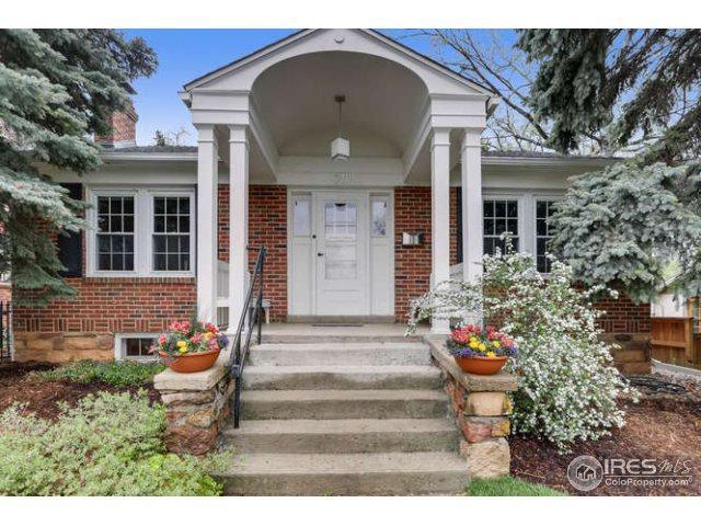 711 16th St, Boulder, CO 80302 (MLS #825427) :: 8z Real Estate