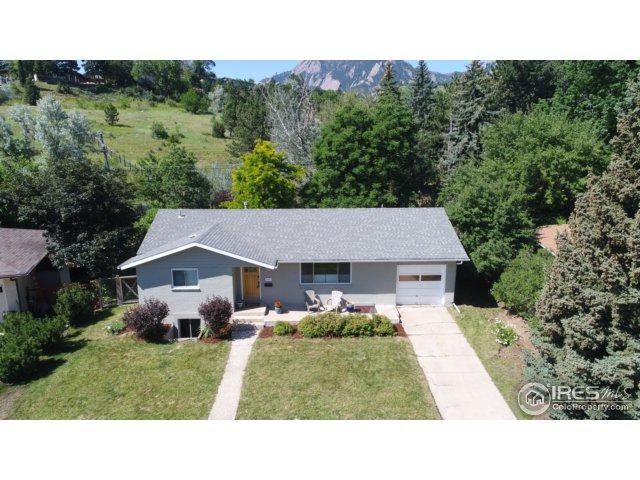 2850 Dover Dr, Boulder, CO 80305 (MLS #825440) :: 8z Real Estate