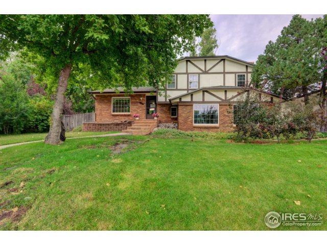 6698 W Kenyon Ave, Denver, CO 80235 (MLS #825444) :: 8z Real Estate