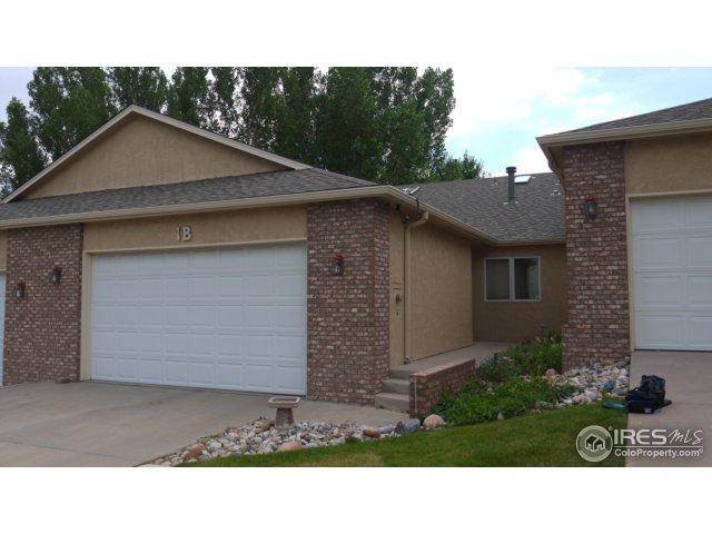 1001 43rd Ave 1B, Greeley, CO 80634 (MLS #825466) :: 8z Real Estate