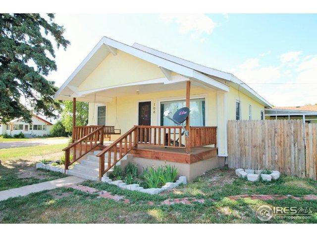 108 W Douglas St, Fleming, CO 80728 (MLS #825493) :: 8z Real Estate